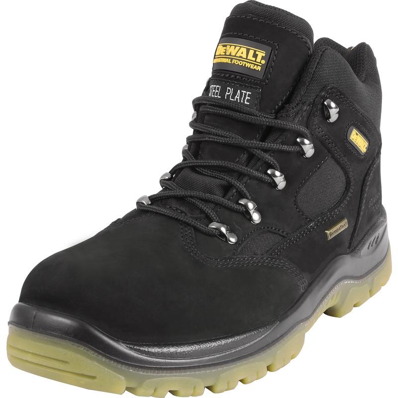 03592178cc2 DeWalt Challenger Safety Boots Black Size 4
