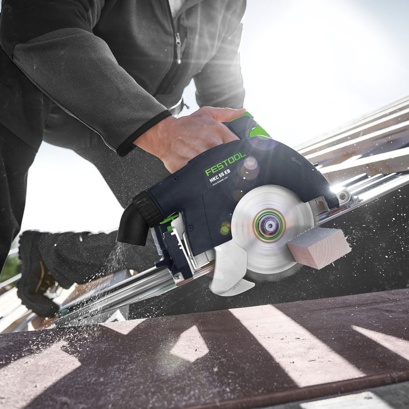 Festool HKC 55 Li 18V Li-Ion Cordless 160mm Circular Saw