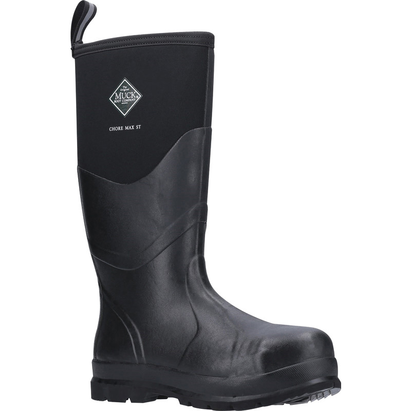 Muck Boot Chore Max Neoprene Safety Wellington