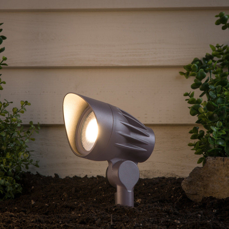 Duracell Spot 400 LV LED Garden Light IP44