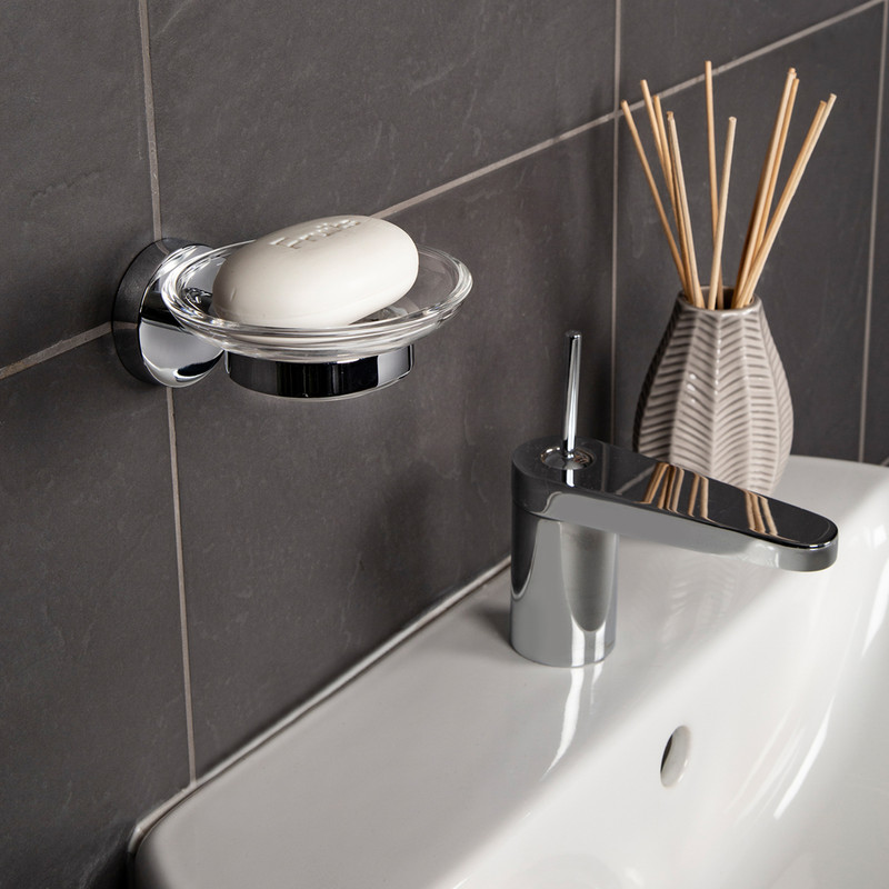Croydex Pendle Flexi-Fix Soap Dish