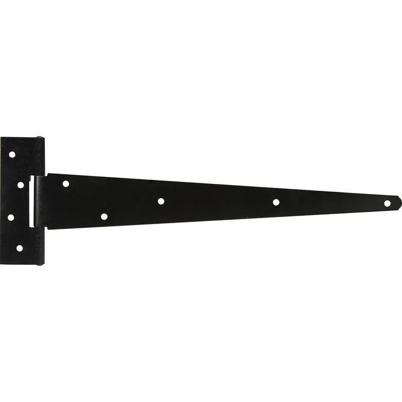 GATEMATE Premium Black Strong Tee Hinge