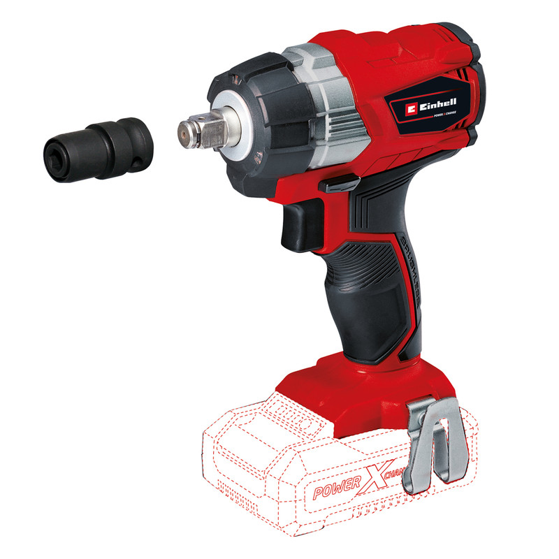 Einhell 18V Cordless Brushless Impact Wrench