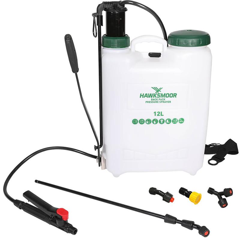Back Pack Pressure Sprayer