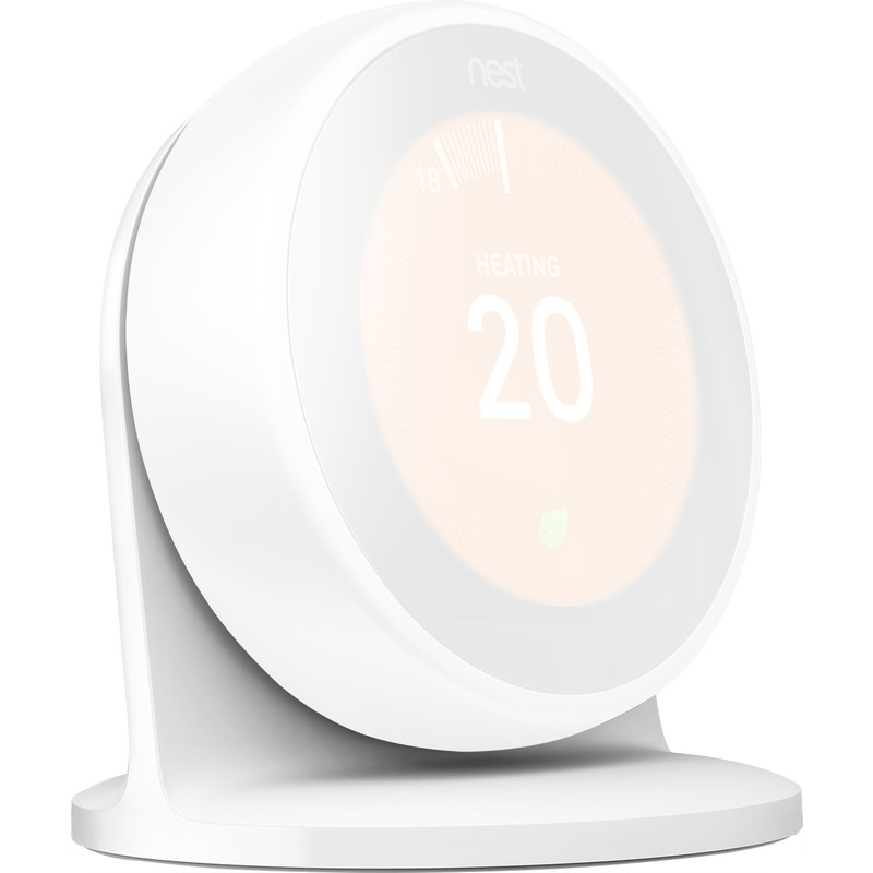 nest at2100ex thermostat stand for 3rd generation. Black Bedroom Furniture Sets. Home Design Ideas