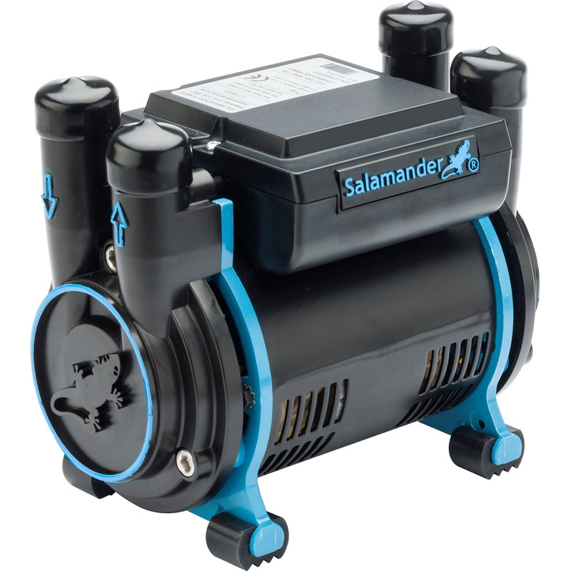 Salamander CT60B Regenerative Twin Shower and Bathroom Pump