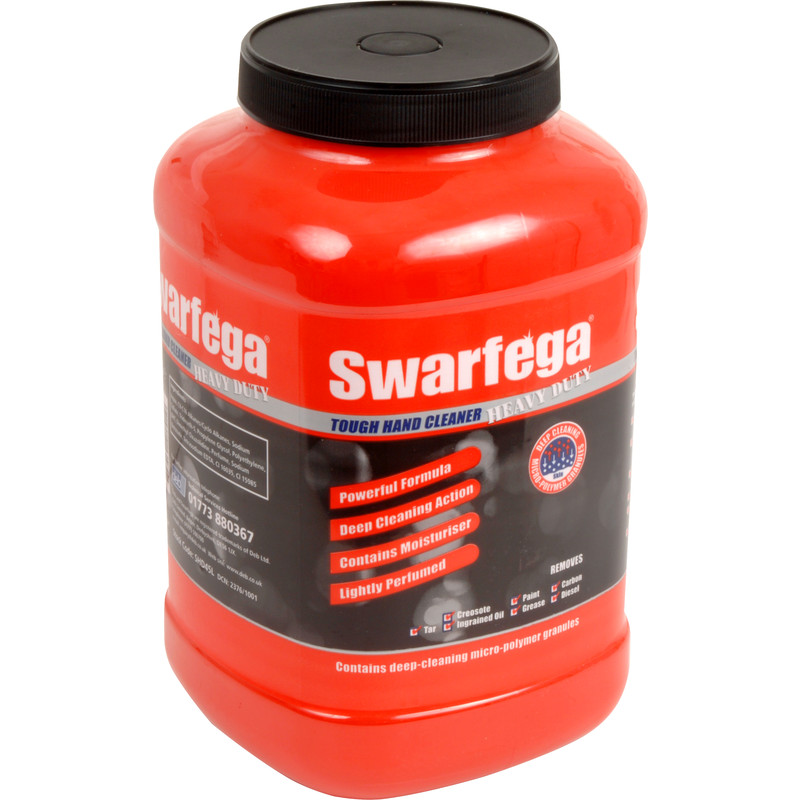 Swarfega Heavy Duty Hand Cleanser