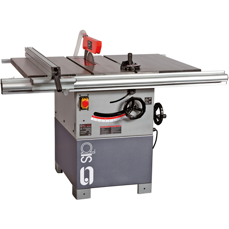 "SIP Professional Cast Iron 3000W 12"" Table Saw"
