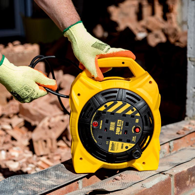 Builders Grip Gloves