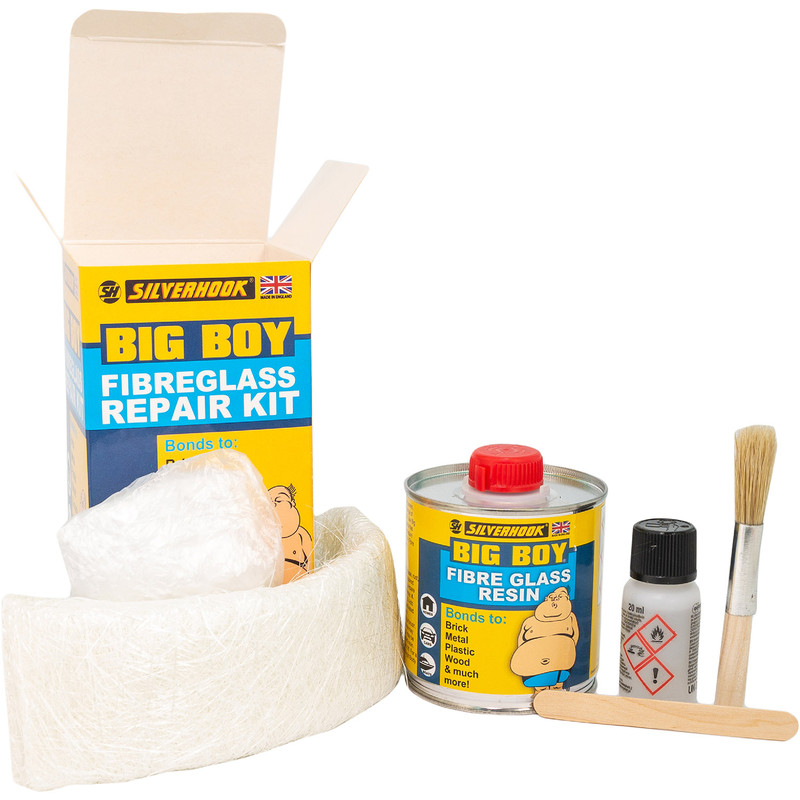 Big Boy Fibre Glass Resin Kit
