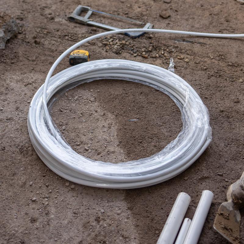 Hep2O Barrier Pipe Straight Length 30m