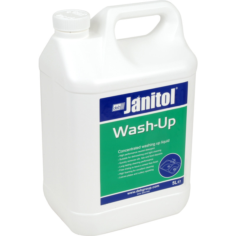Janitol Wash Up Cleaning Detergent