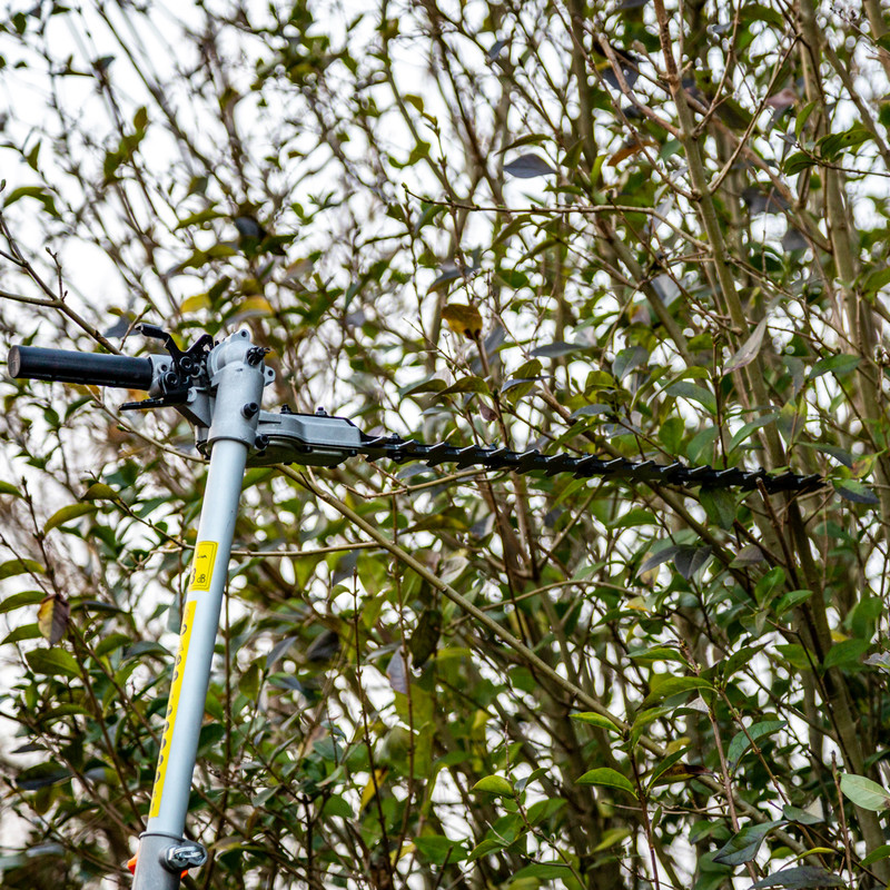 Hawksmoor 1010W 45cm Long Reach Electric Hedge Trimmer