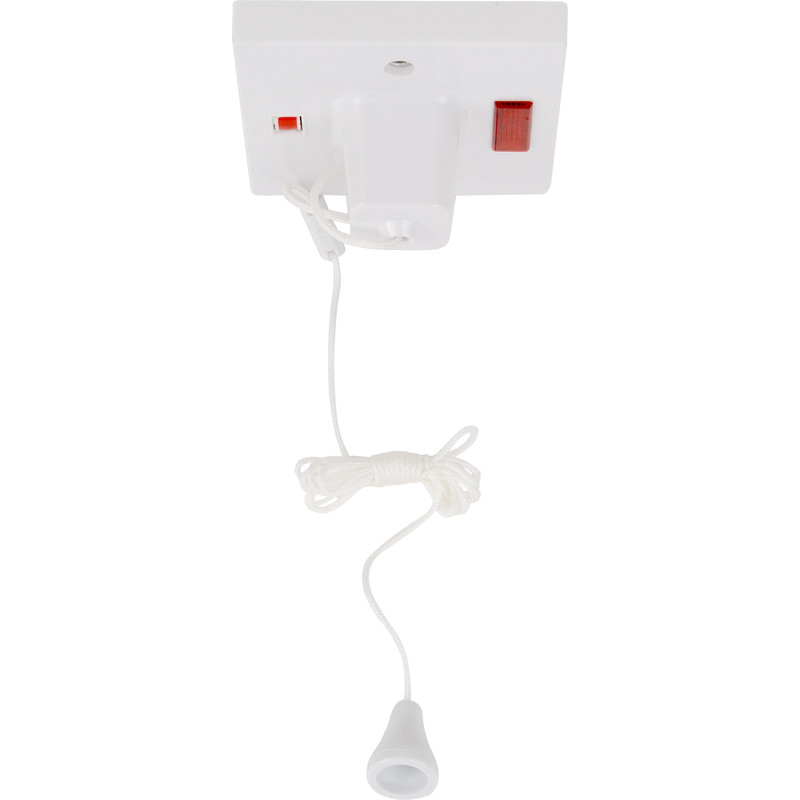 axiom ceiling switch pull cord 45a neon square