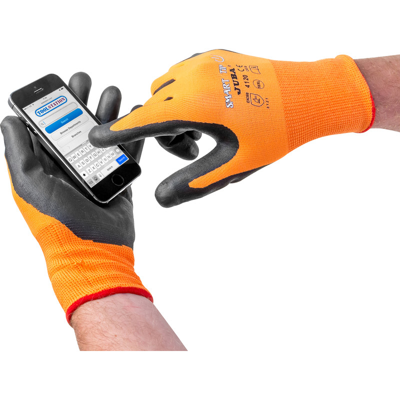 JUBA Smart Tip Gloves