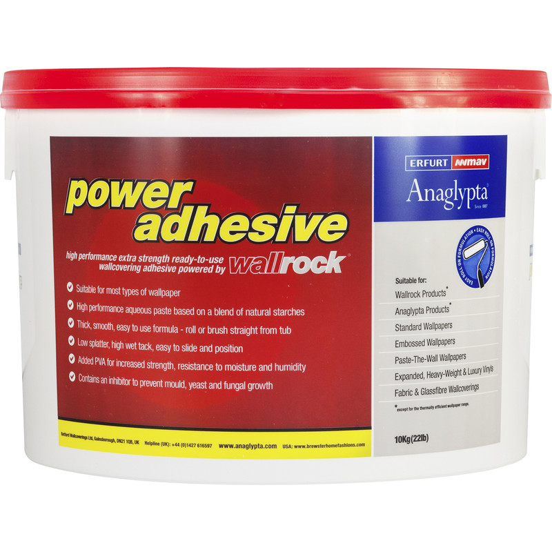 Wallrock Fibreliner Power Adhesive