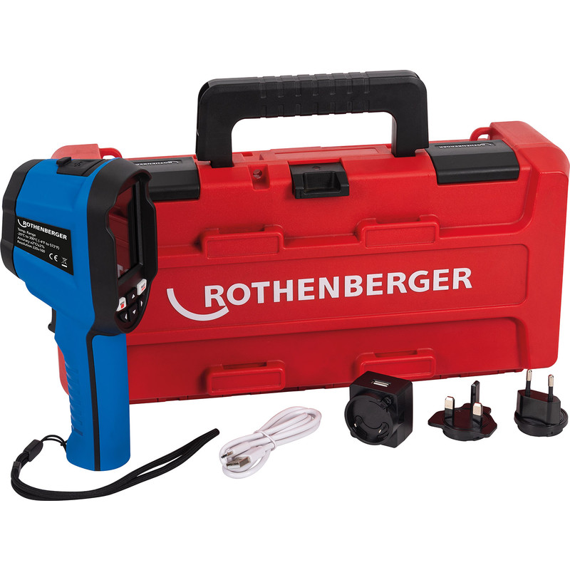 Rothenberger RO TCAM Thermal Imaging Camera
