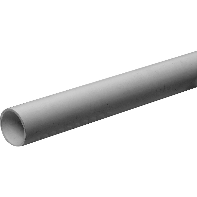 Solvent Weld Waste Pipe 3m