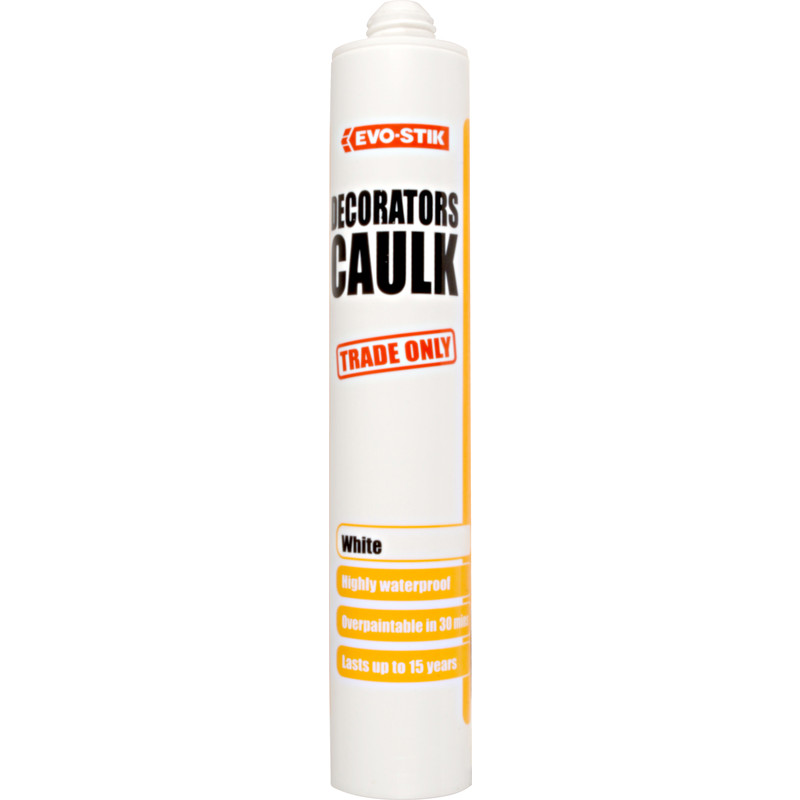 Evo-Stik Trade Decorators Caulk