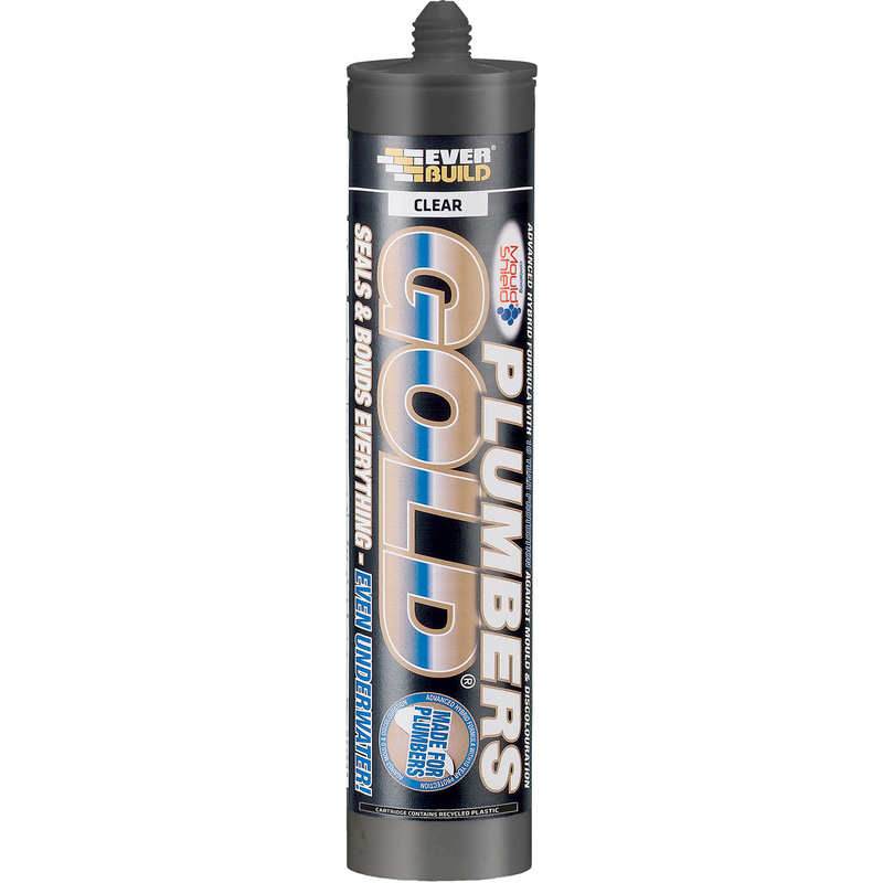 Plumbers Gold Sealant & Adhesive 290ml
