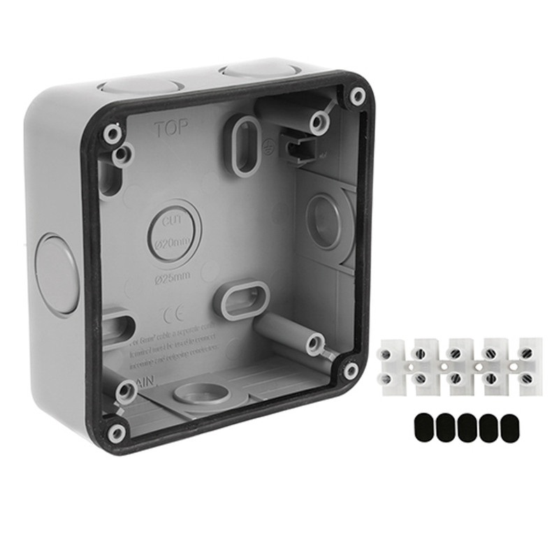 Wessex IP66 Junction Box