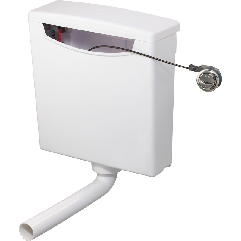 Unicompact Concealed Cistern