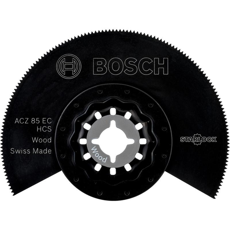 Bosch Starlock Wood Segment Saw Multi Tool Blade