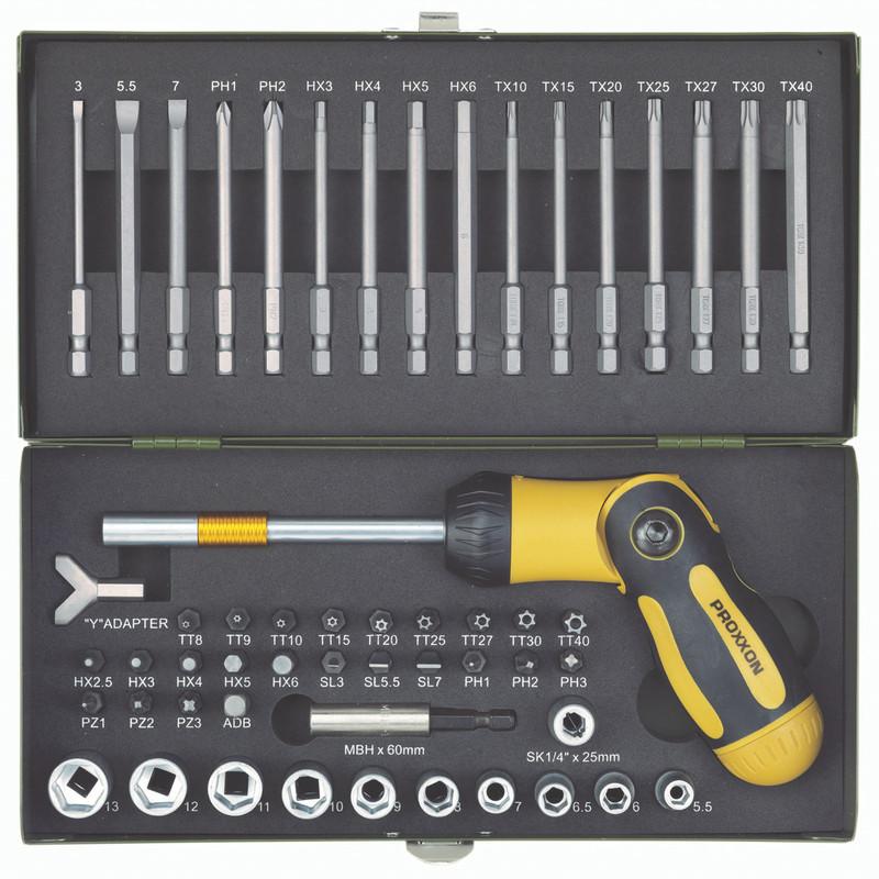 Proxxon 23104 Premium Screwdriver Set