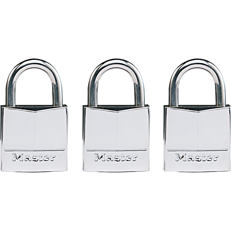 Master Lock Marine Grade Nickel Plated Brass Padlock
