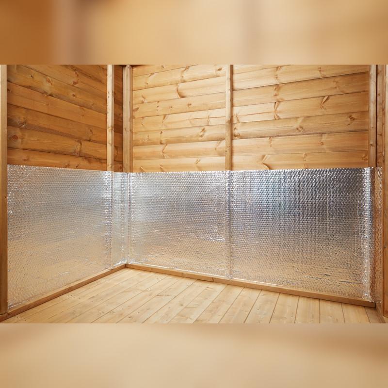 ThermaWrap Self-Adhesive Pet House Insulation