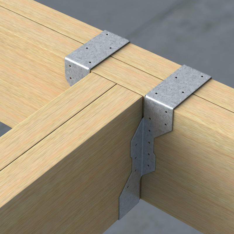 Timber to Timber Long Leg Joist Hanger