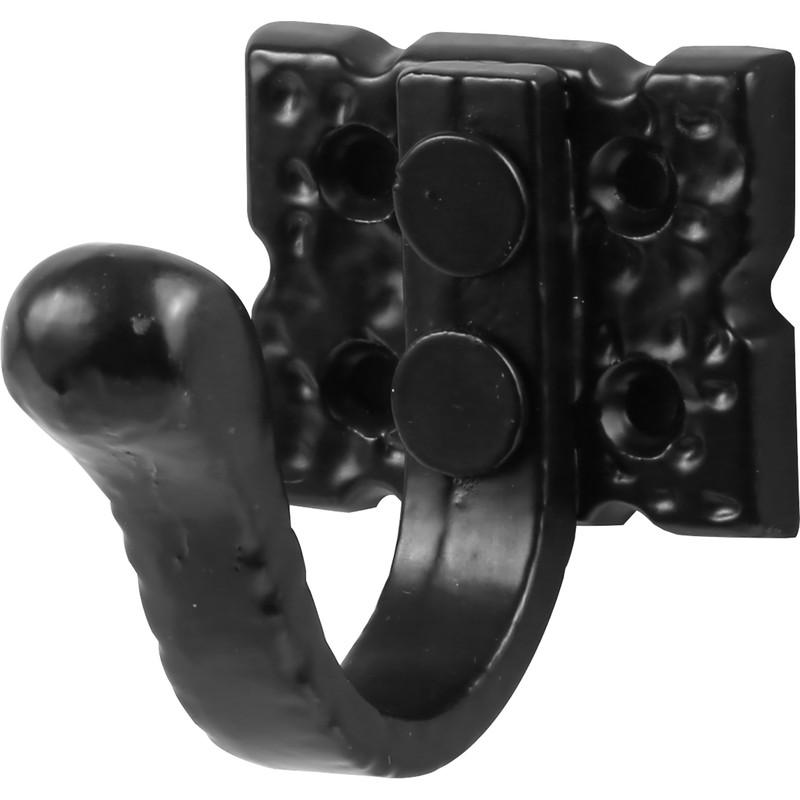 Heavy Duty Black Hook
