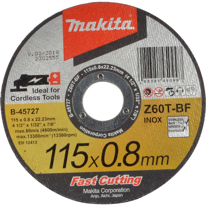 Makita Thin Cut Off Wheel
