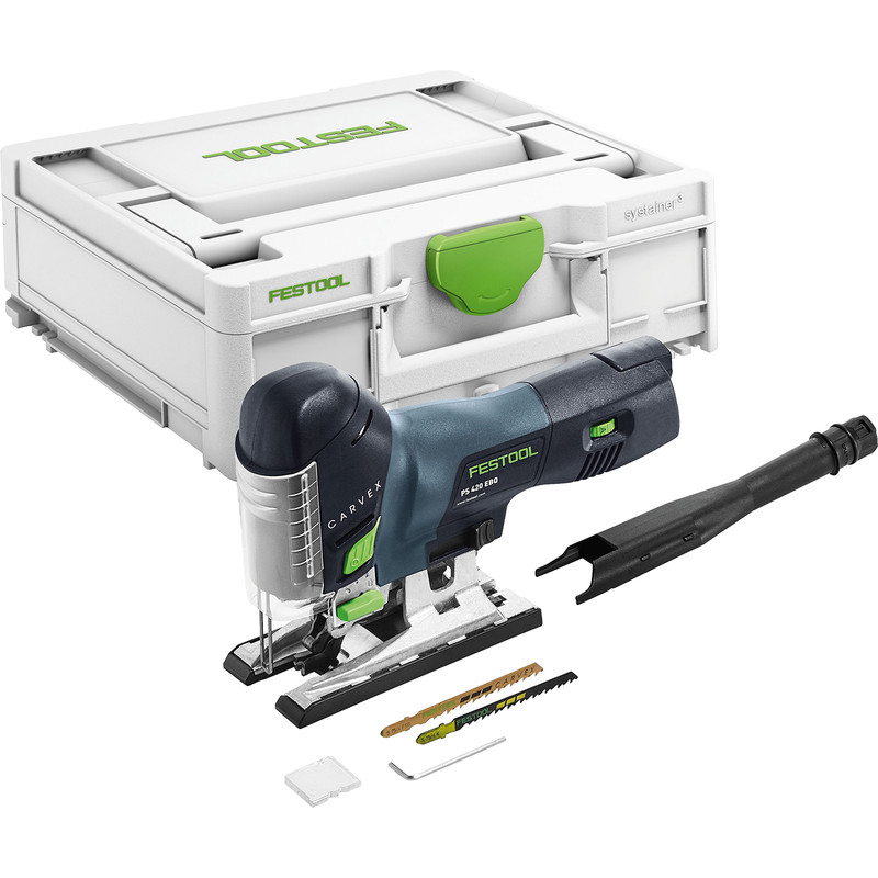 Festool Pendulum Jigsaw PS 420 EBQ-Plus
