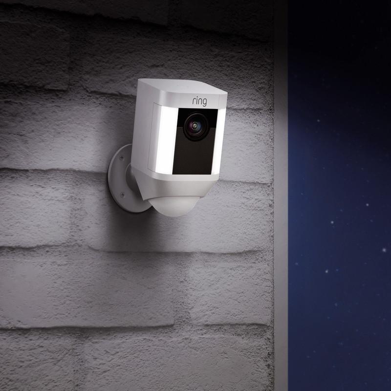 Ring Battery Spotlight Camera 1080P