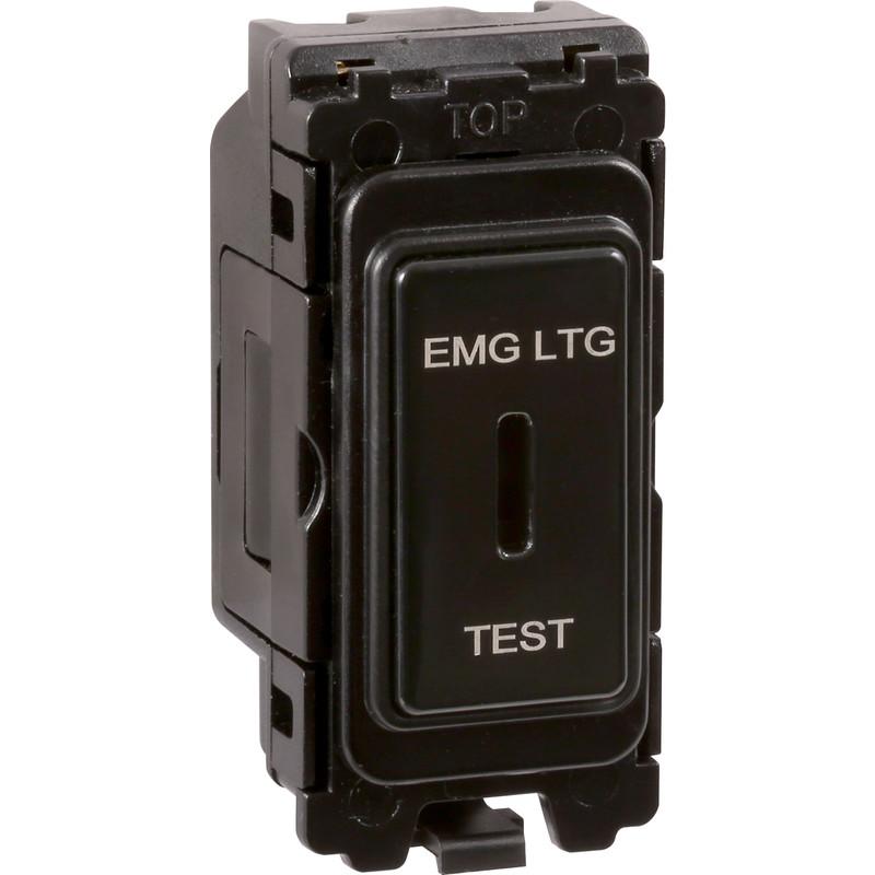 Wessex Grid Key Switch  'EMG LTG TEST'