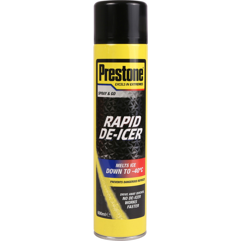 Prestone Rapid De-Icer