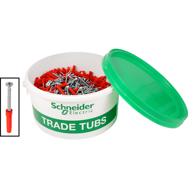 Schneider Electric Thorsman Fixings Trade Tub