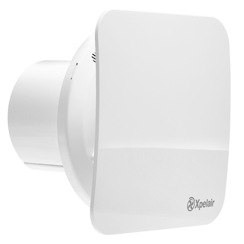 Xpelair C4S 100mm Simply Silent Contour Extractor Fan