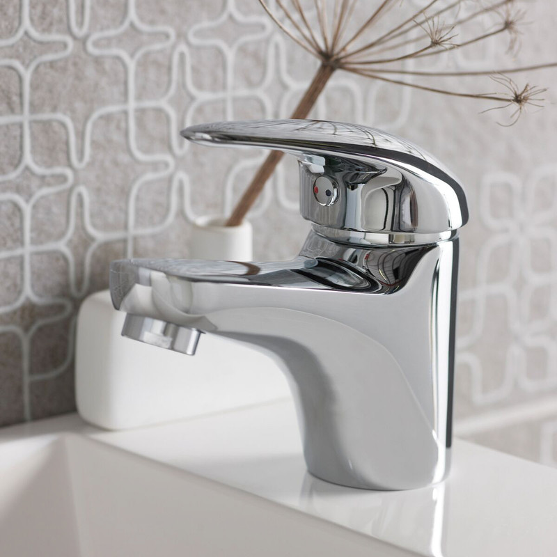 Barra Basin Mixer Tap