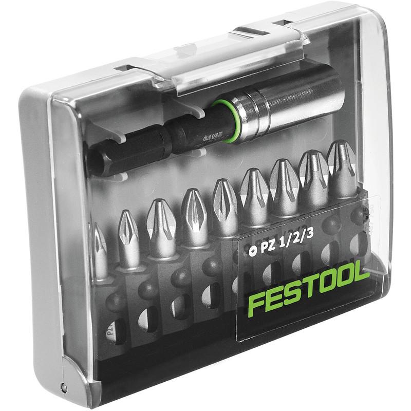 Festool PZ + BH Bit Set