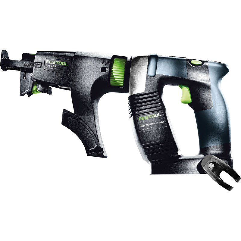 Festool DWC 18-2500 18V Li-Ion Cordless Drywall Screwgun
