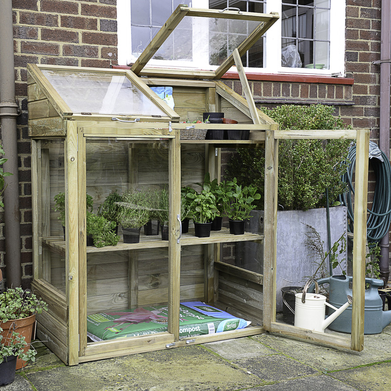 Forest Garden Mini Greenhouse