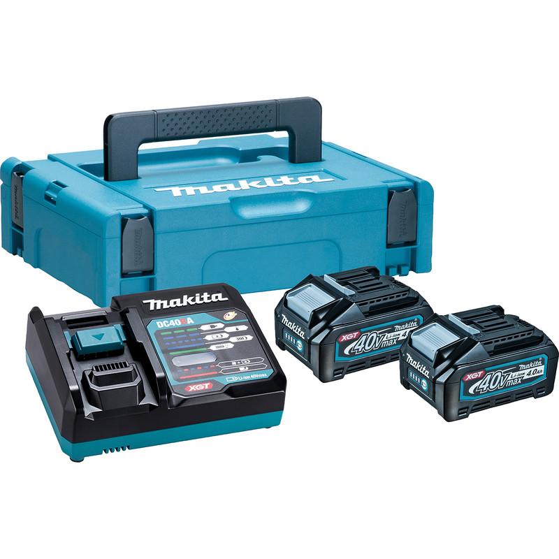 Makita XGT 40V Max Batteries & Charger Kit