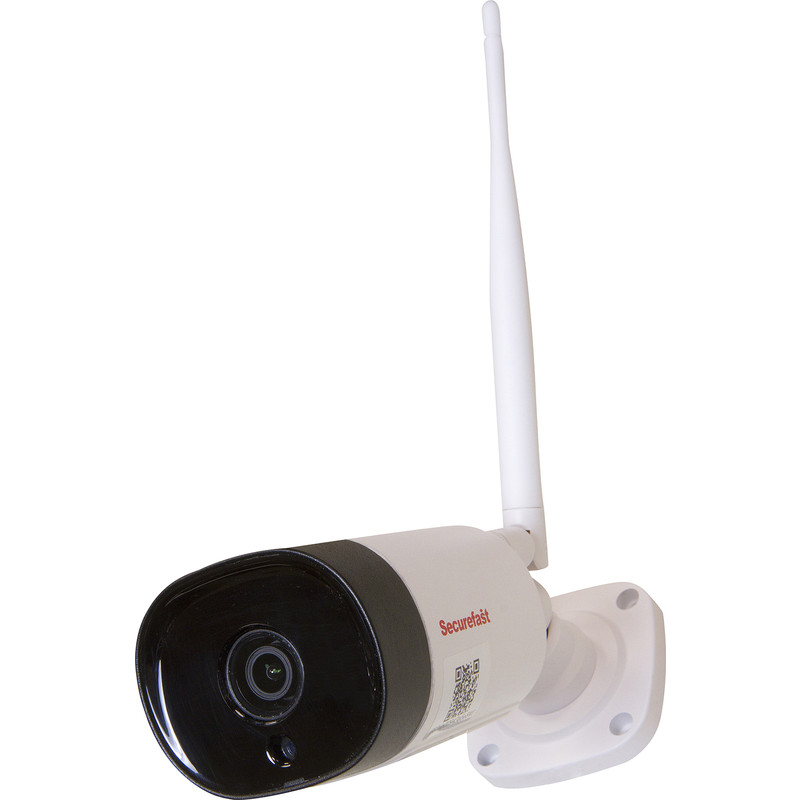 Wireless External Camera with Two Way Audio Capability