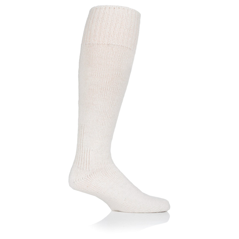 Wool Rich Protective Knee High Socks
