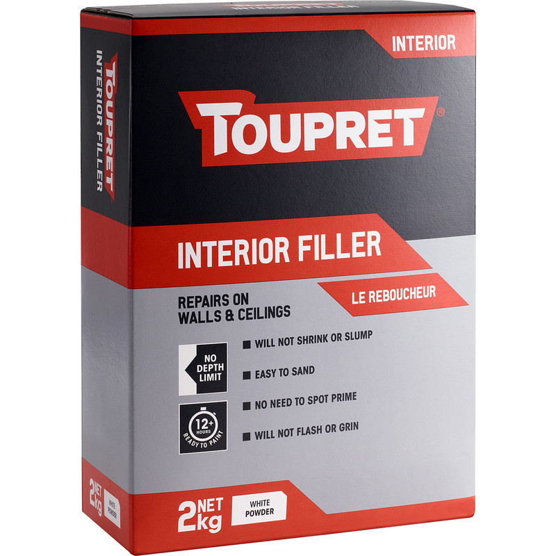 Toupret Interior Filler
