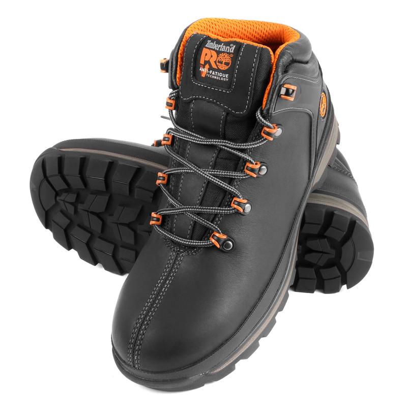 5c534561643 Timberland Pro Splitrock XT Safety Boots Black Size 7
