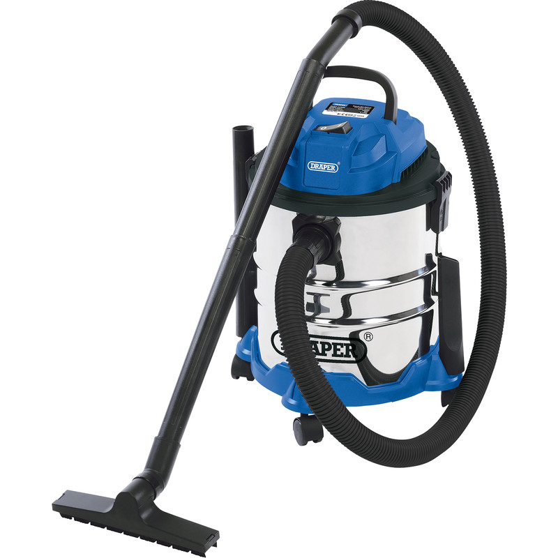 Draper 20L Wet & Dry Vacuum Cleaner