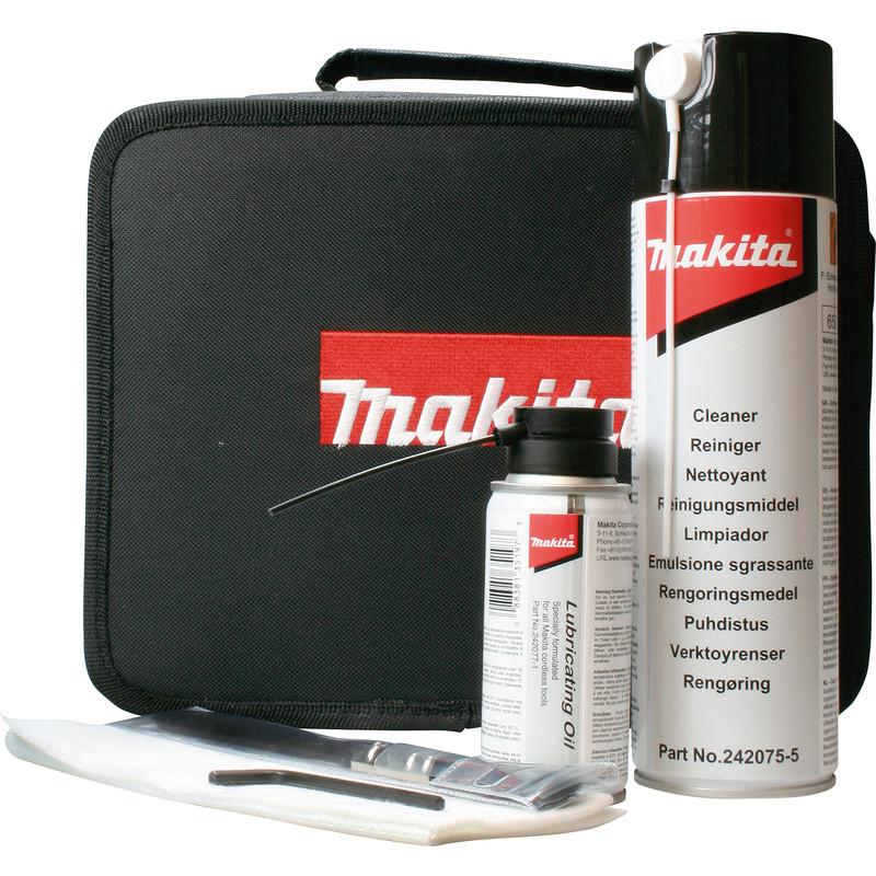 Makita Gas Nailer Cleaning Kit